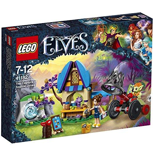 Lego Elves - Captura de Sophie Jones (41182)