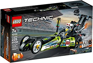 LEGO Technic Dragster for age 7+ years old 42103