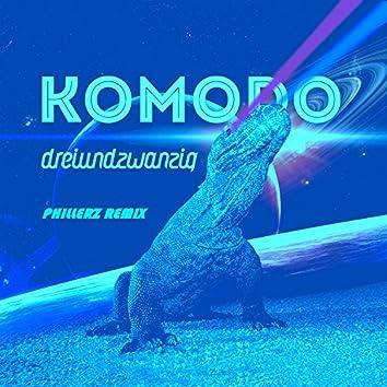 Komodo 2K15