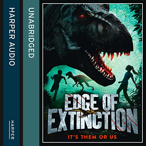 Edge of Extinction audiobook cover art