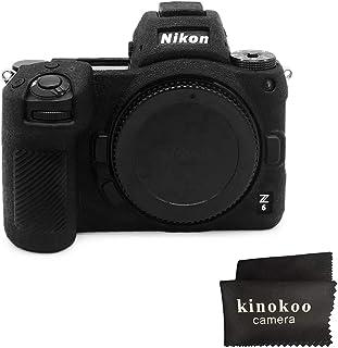 kinokoo - Carcasa de silicona compatible con Nikon Z6 Z7