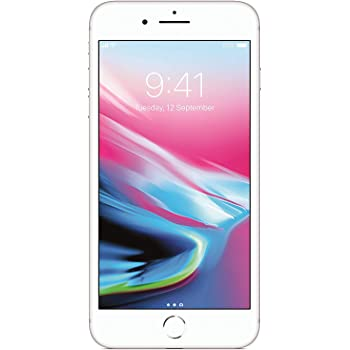 Apple iPhone 8 64GB Silver (Renewed)