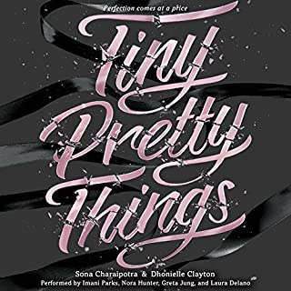Tiny Pretty Things audiobook cover art