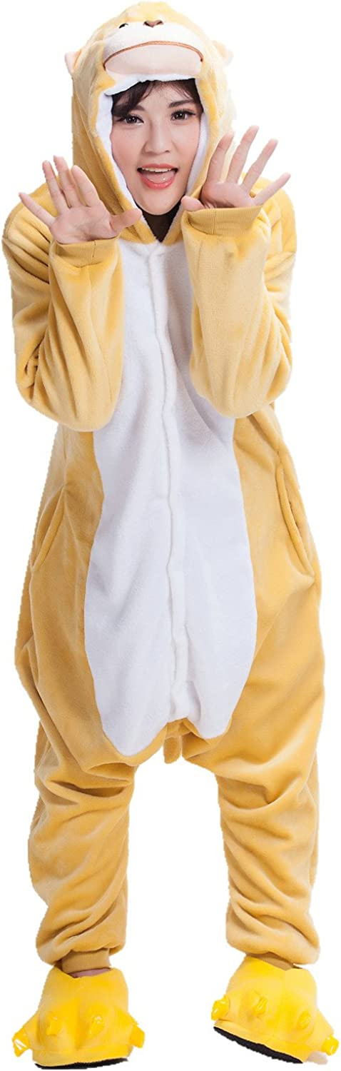 BIFINI Unisex Halloween Costumes One Piece Pajamas Indianapolis Mall Quality inspection Cl Anime Home