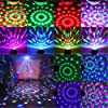 Sound Activated Party Lights with Remote Control Dj Lighting, RGB Disco Ball, Strobe Lamp 7 Modes Stage Par Light for Home Room Dance Parties Birthday DJ Bar Karaoke Xmas Wedding Show Club Pub #4