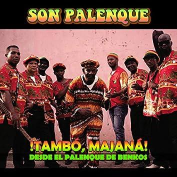¡Tambó, Majaná! Desde el Palenque de Benkos