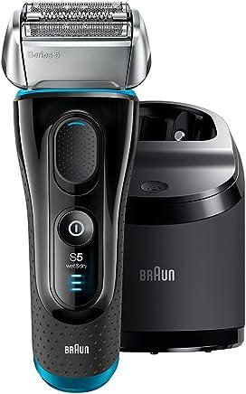 【Amazon.co.jp 限定】ブラウン シリーズ5 メンズ電気シェーバー  5190cc 4カットシステム 洗浄機付 水洗い可