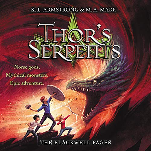 Thor's Serpents  By  cover art