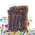 CloverTale Water Beads Rainbow Mix, 50000 Beads Non Toxic…