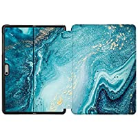 MAITTAO Case For Microsoft Surface Go 2018, Folio Smart Stand Cover with Pen Holder for Surface Go 10-inch Tablet Sleeve Bag 2 in 1, Compatible with Type Cover Keyboard, Marble 6
