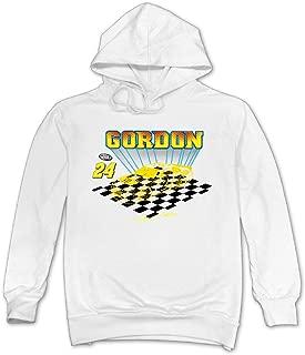 Namii Men's Classic Jeff Gordon-nascars Sweater White