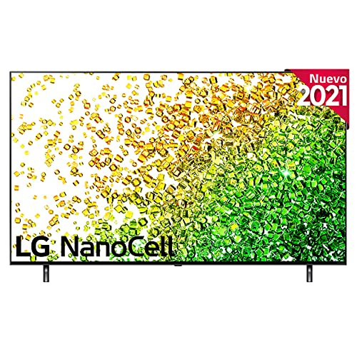 LG NanoCell 65NANO85-ALEXA 2021-Smart TV 4K UHD