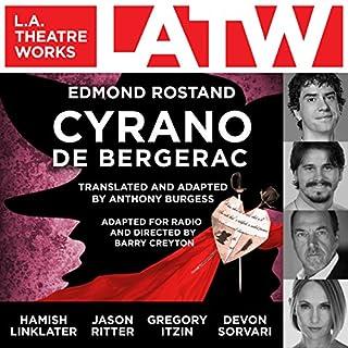 Cyrano de Bergerac cover art