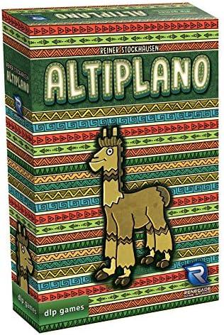 Renegade Game Studios Altiplano product image