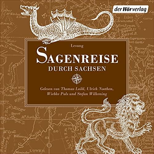 Sagenreise durch Sachsen Titelbild