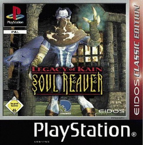 Legacy of Kain - Soul Reaver [Eidos Classis Edition]