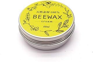 天然素材100% 蜜蝋ワックス BEEWAX 60ml