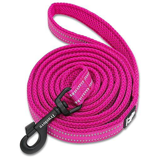 juxzh Best Reflective Dog Leash .Outdoor Adventure and Trainning pet Leash.for Medium to Large Dogs