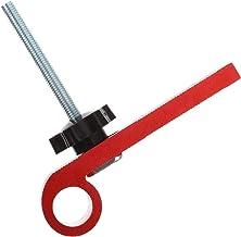 ULTECHNOVO geringsstång T-skenor-låghållningsklapp träbearbetning T slitstopp aluminiumlegering DIY T spår fast aluminiuml...