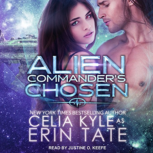 Alien Commander's Chosen audiobook cover art