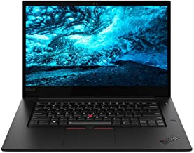 "Lenovo ThinkPad X1 Extreme 2nd Gen 15.6"" UHD 4K OLED (3840x2160) HDR 500 Display - Intel Core i7-9750H Processor, 16GB RAM..."