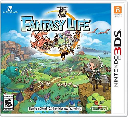 Fantasy Life - 3DS