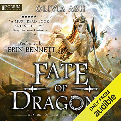 Fate of Dragons audiobook cover art