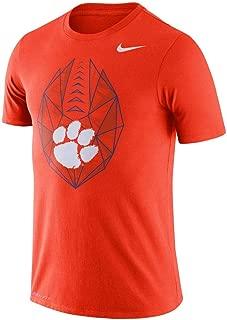 Nike Clemson Tigers Icon Performance T-Shirt - Orange