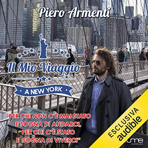 Il mio viaggio a New York. Serie completa audiobook cover art