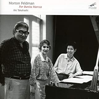 morton feldman for bunita marcus