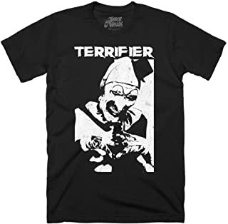Officially Licensed Terrifier That's The Bad Guy Horror Movie T-Shirt