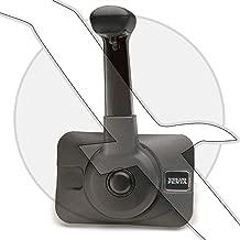 Volvo Penta Engine Concealed Side Mount Throttle Shift Lever Control Box no Tilt Trim for 33C Control Cables