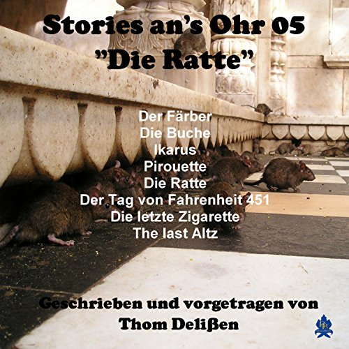 Die Ratte audiobook cover art