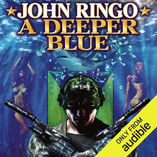 A Deeper Blue audiobook cover art