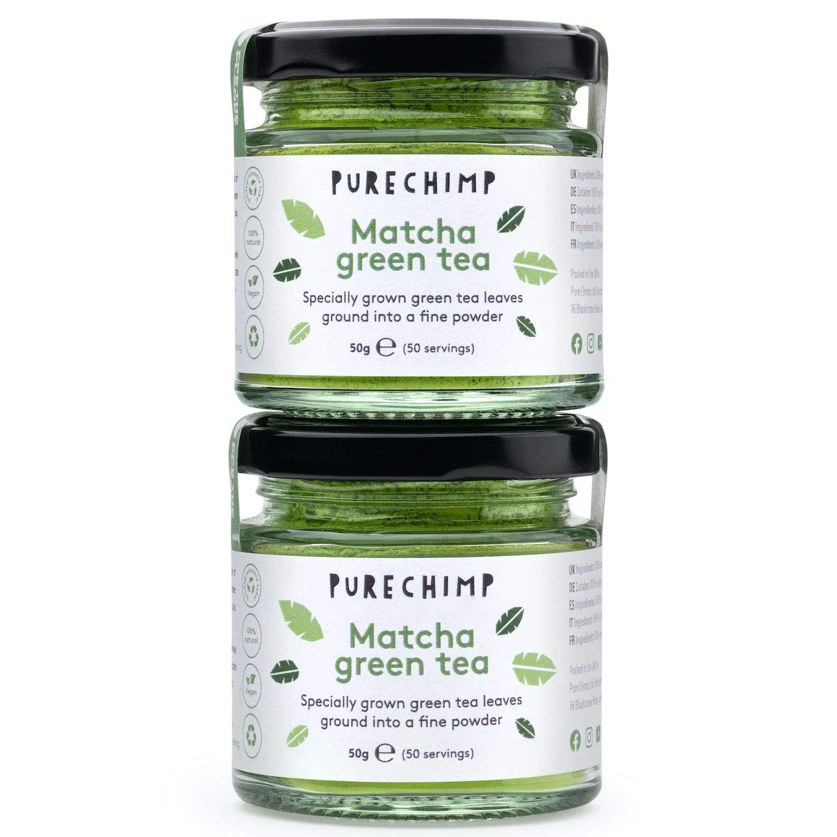 Matcha Tea Powder by PureChimp - Safety and trust Turmeric 50g Regular 2 New products, world's highest quality popular! Mint x