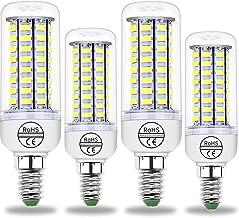 7W/12W/15W/18W/20W/25W LED maïs gloeilamp, warm/koud wit keuken licht 3000K/6500K, E14 360 ° stralingshoek Edison Corn Lam...