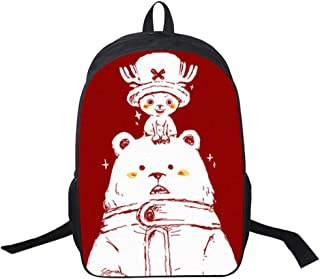 CJIUDI School Backpack,Prints School Bag,Lightweight Backpack,Casual Rucksack,Sports School Bag - C for Men/Women/Boys/Girls(with Headphone Jack)