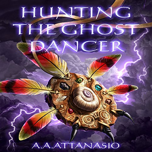 Hunting the Ghost Dancer cover art