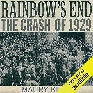 Rainbow's End: The Crash of 1929 cover art