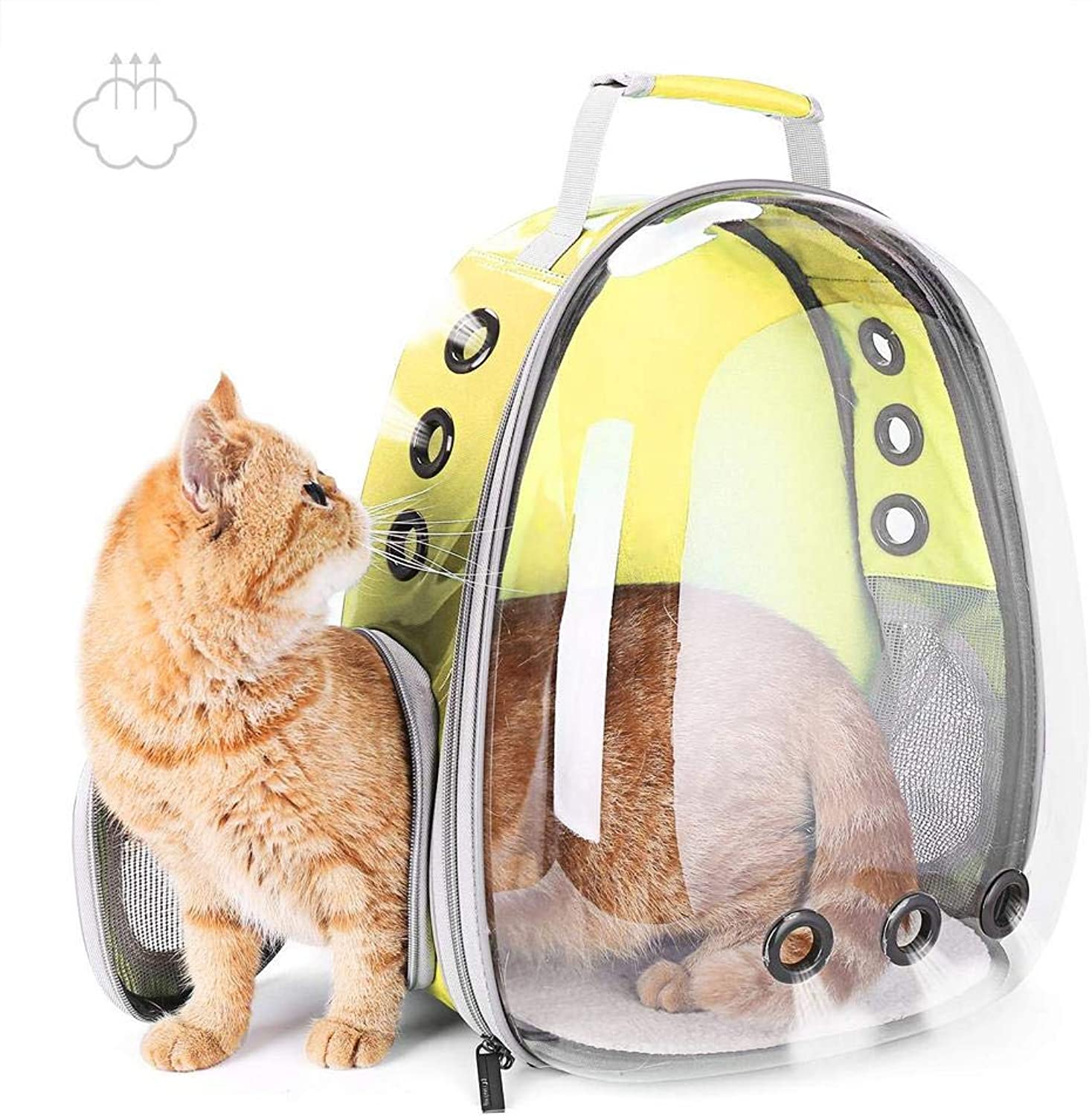 Catinbow Astronaut Astronaut Astronaut Pet Backpack Cat