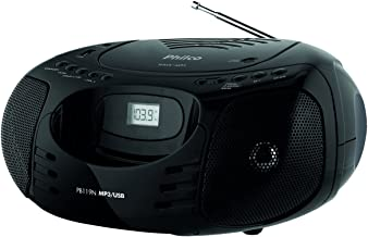 Boombox Áudio, Philco PB119N, MP3 USB, 10W RMS