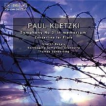 Kletzki Symphony No. 3 Conce