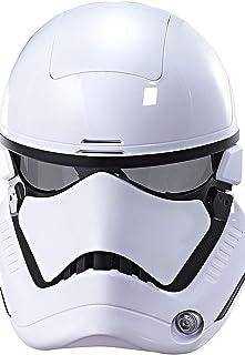 Star Wars Stormtrooper Electronic Mask, White/Black