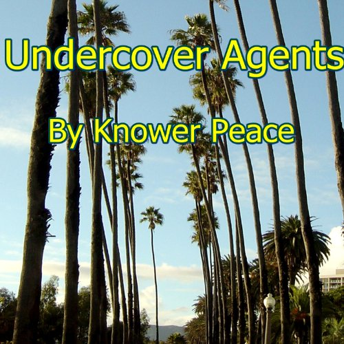 Undercover Agents audiobook cover art