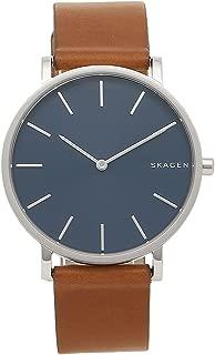 [スカーゲン] 腕時計 メンズ SKAGEN SKW6446 ブラウン/ブルー/シルバー [並行輸入品]