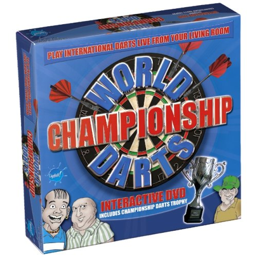 University Games World Darts Championship DVD Geschenkbox
