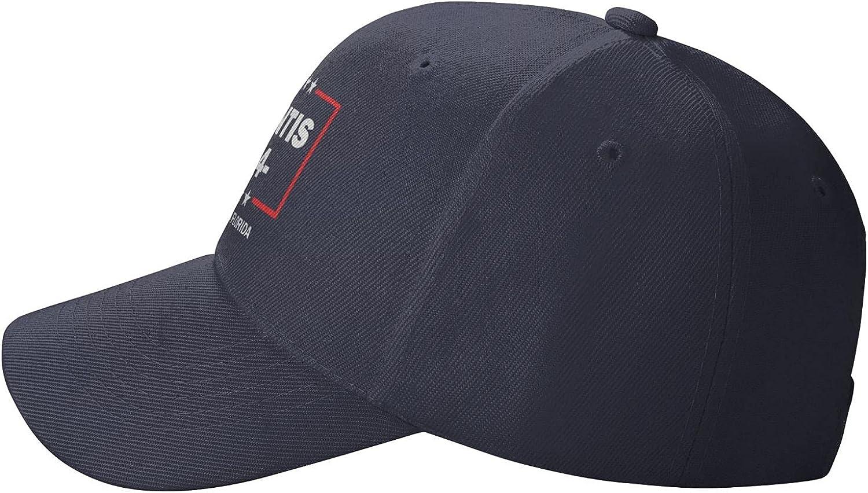 Frutler Desantis 2024 Hat for Men Women Make American Florida Trump Desantis 2024 Adjustable Unisex Cap
