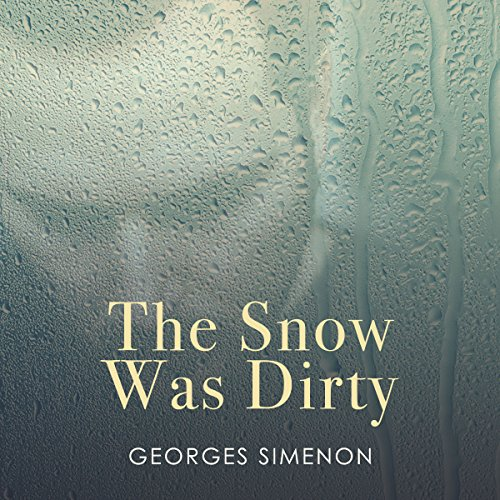 The Snow Was Dirty audiobook cover art