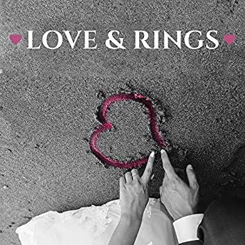 Love & Rings: Beautiful Piano Wedding Melodies for Two in Love People, Special Day with Family and Friends, Wedding Party Jazz
