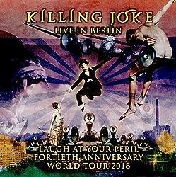 Live in Berlin-19 Octobre 2018/Digipack